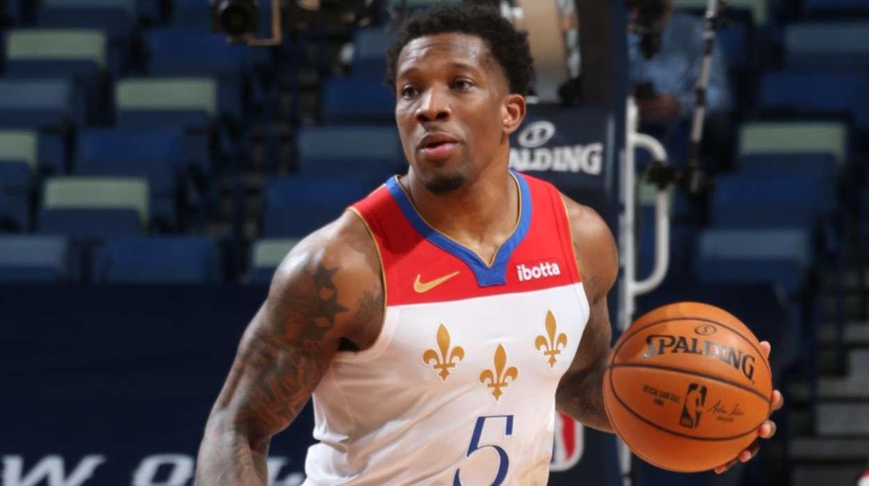Eric Bledsoe New Orleans Pelicans