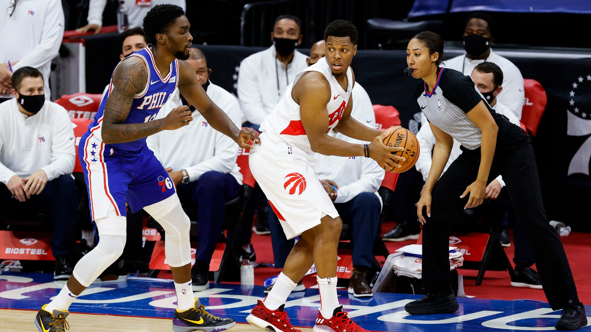 NBA trade rumors: Kyle Lowry prefers 76ers if Raptors move him before deadline