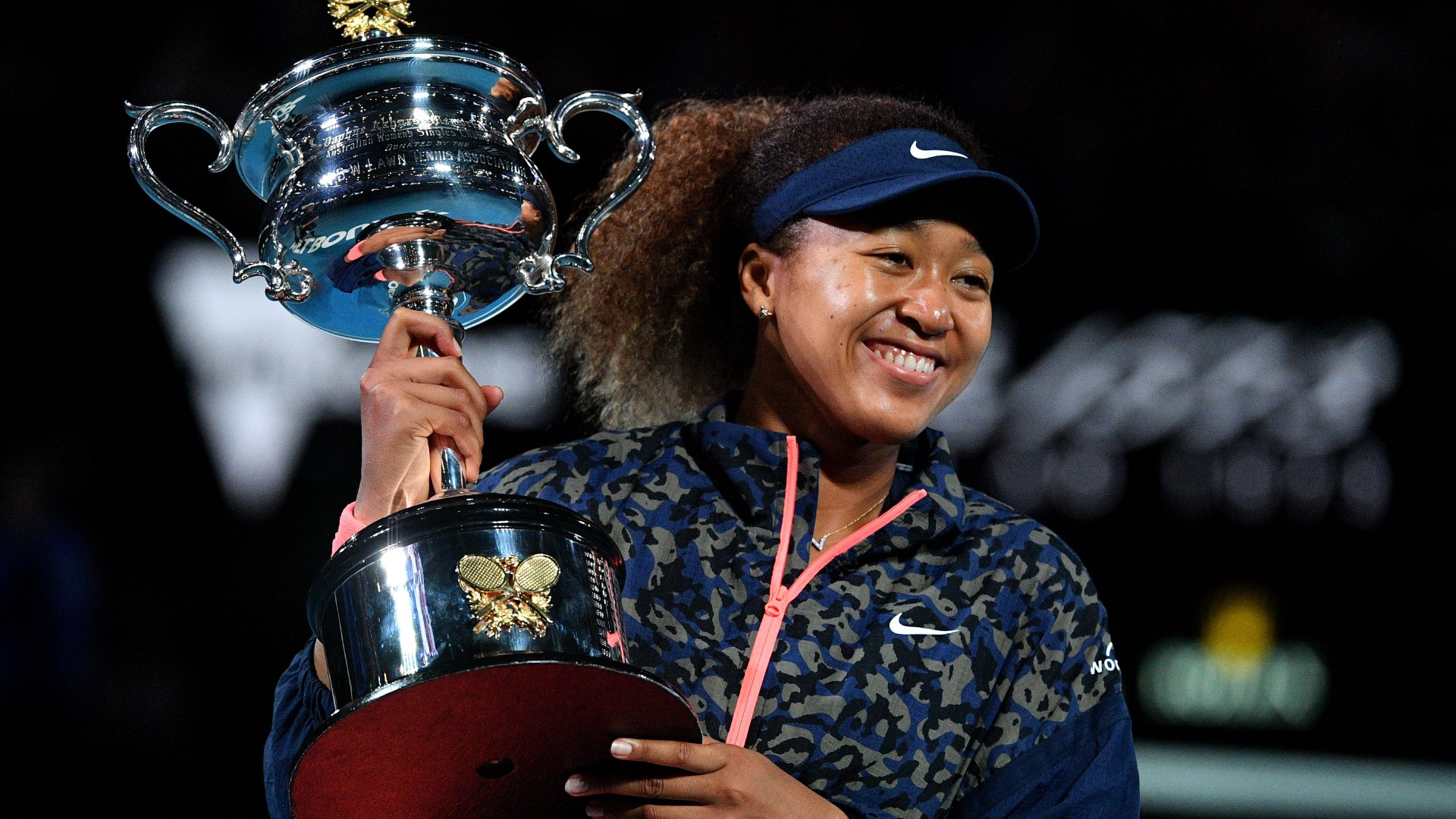 Australian Open 2021: Naomi Osaka beats Jennifer Brady in straight sets to take women's title