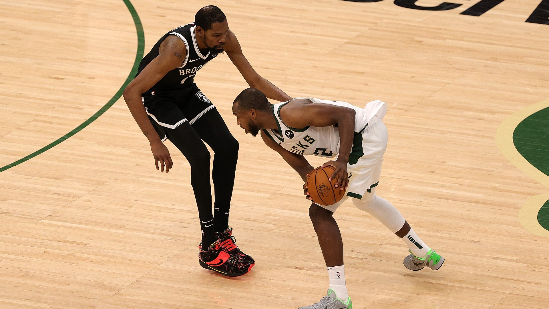 Khris Middleton gives the Bucks the stabilizing strength they need in Game 6 win over the Nets