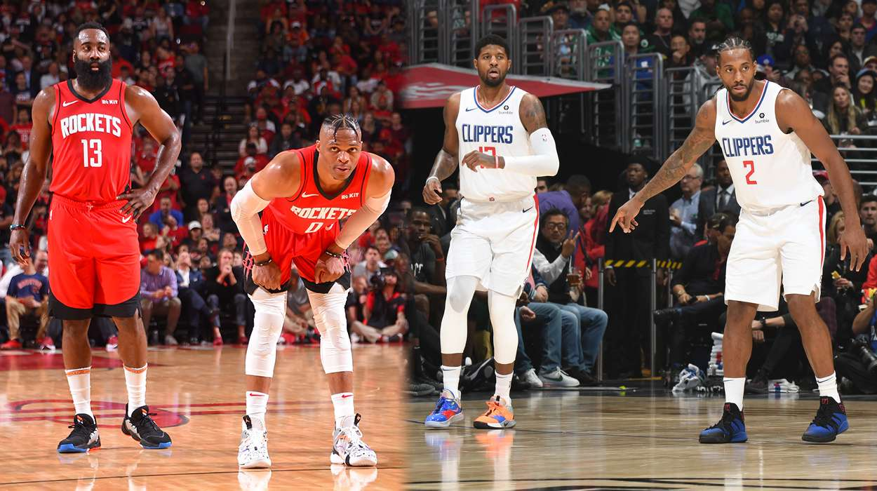 Preview Rockets Clippers