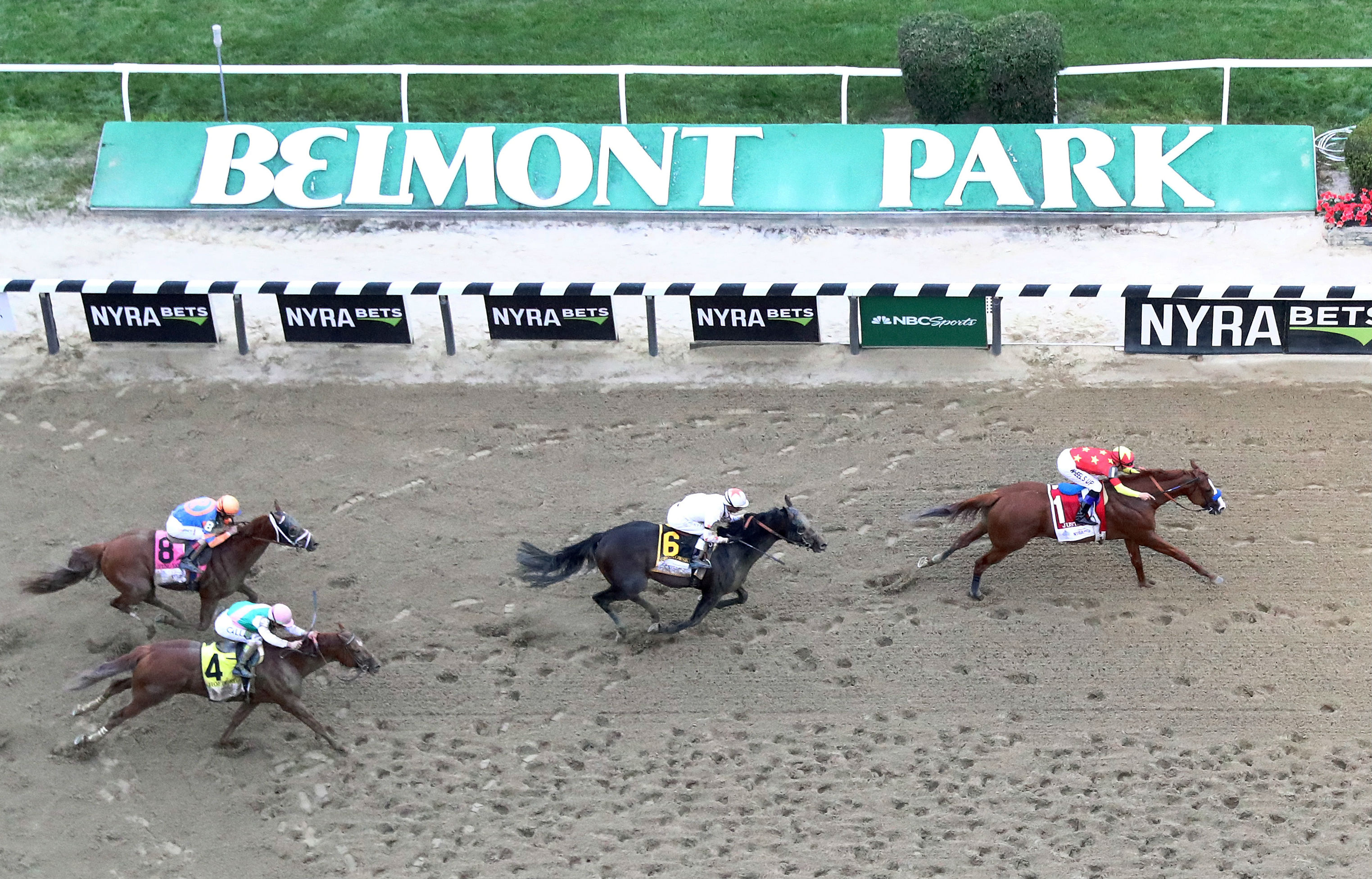 Belmont Stakes post positions: Full draw & odds for the 2020 Triple Crown race
