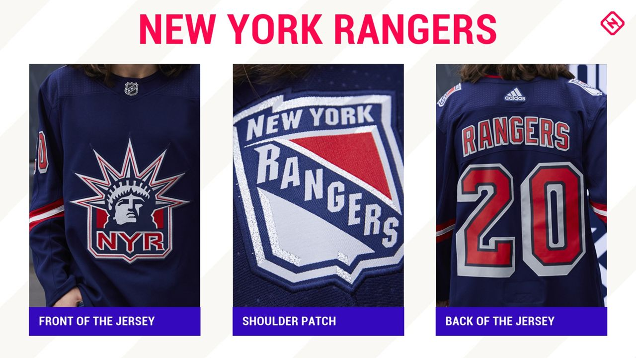 Ranking all 31 NHL reverse retro jerseys, from worst to first ...