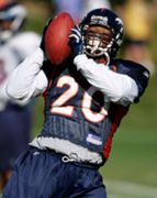 Denver Broncos: Maurice Clarett, RB, Ohio State (No. 101 overall in 2005)