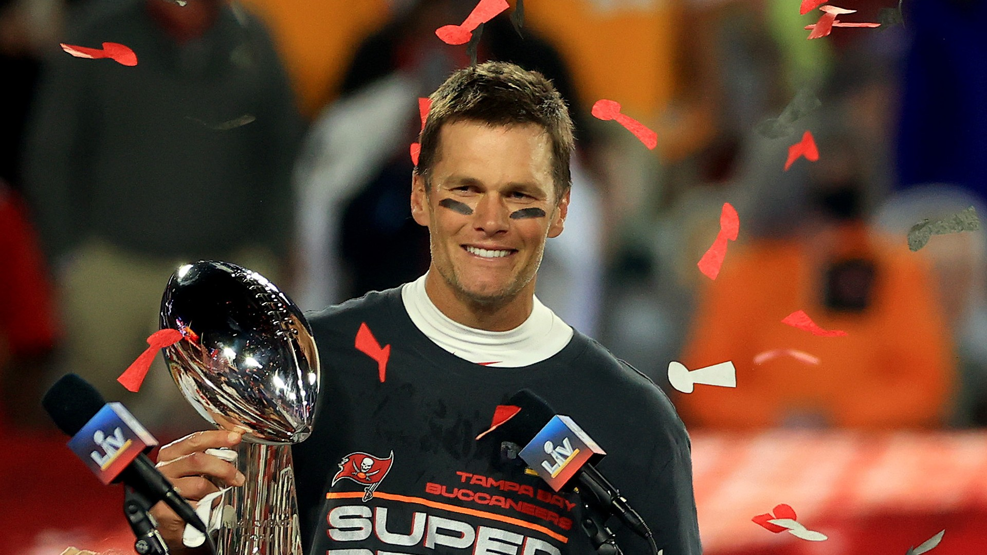 Tom Brady says he'll be back for more after 7th Super Bowl win: 'Better believe it'