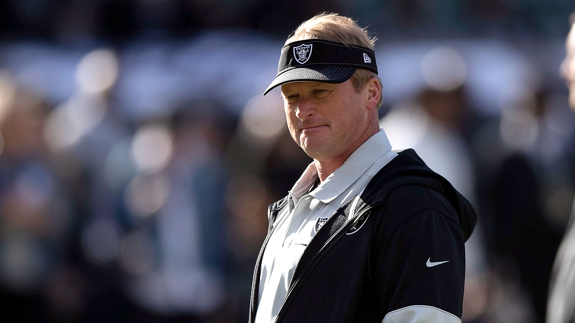Jon Gruden told Raiders players he had COVID-19 to teach them a lesson 1
