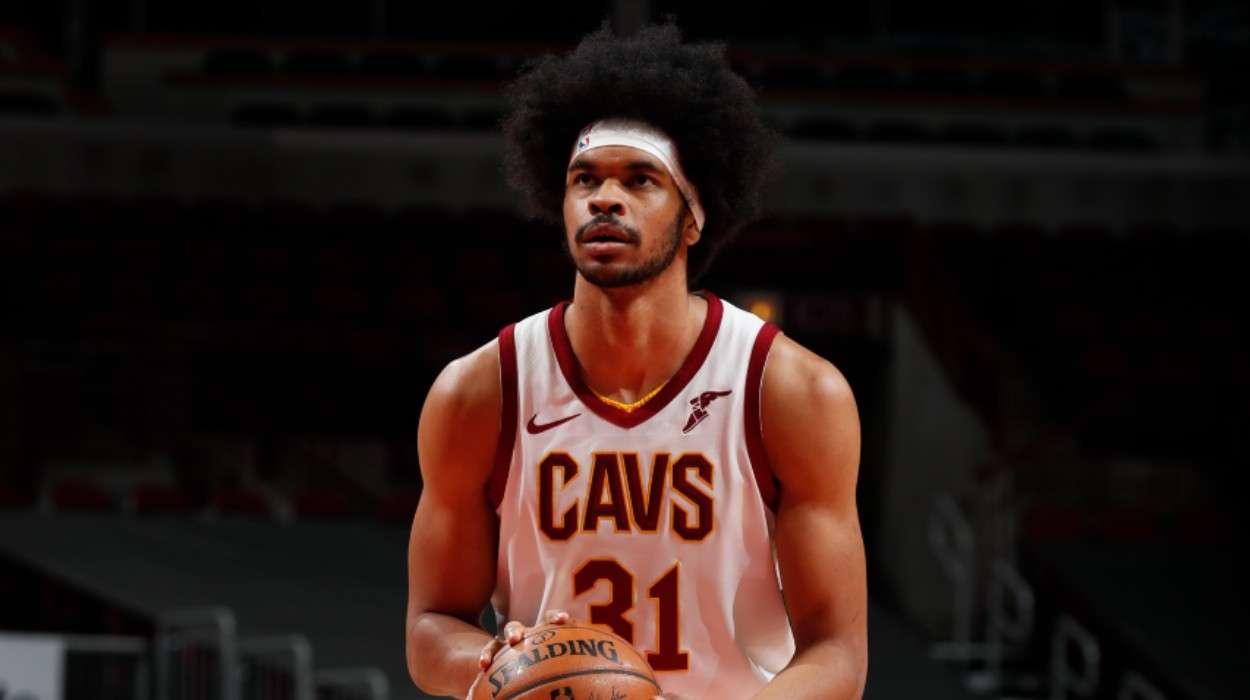Jarrett Allen Cleveland Cavaliers