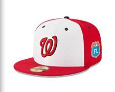 Nationals FTR spring training hats MLB .jpg