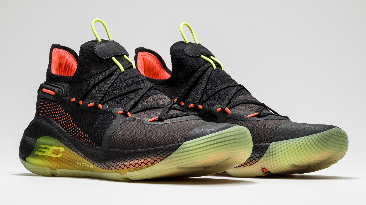 Under Armour Curry 6 Fox Theater Color