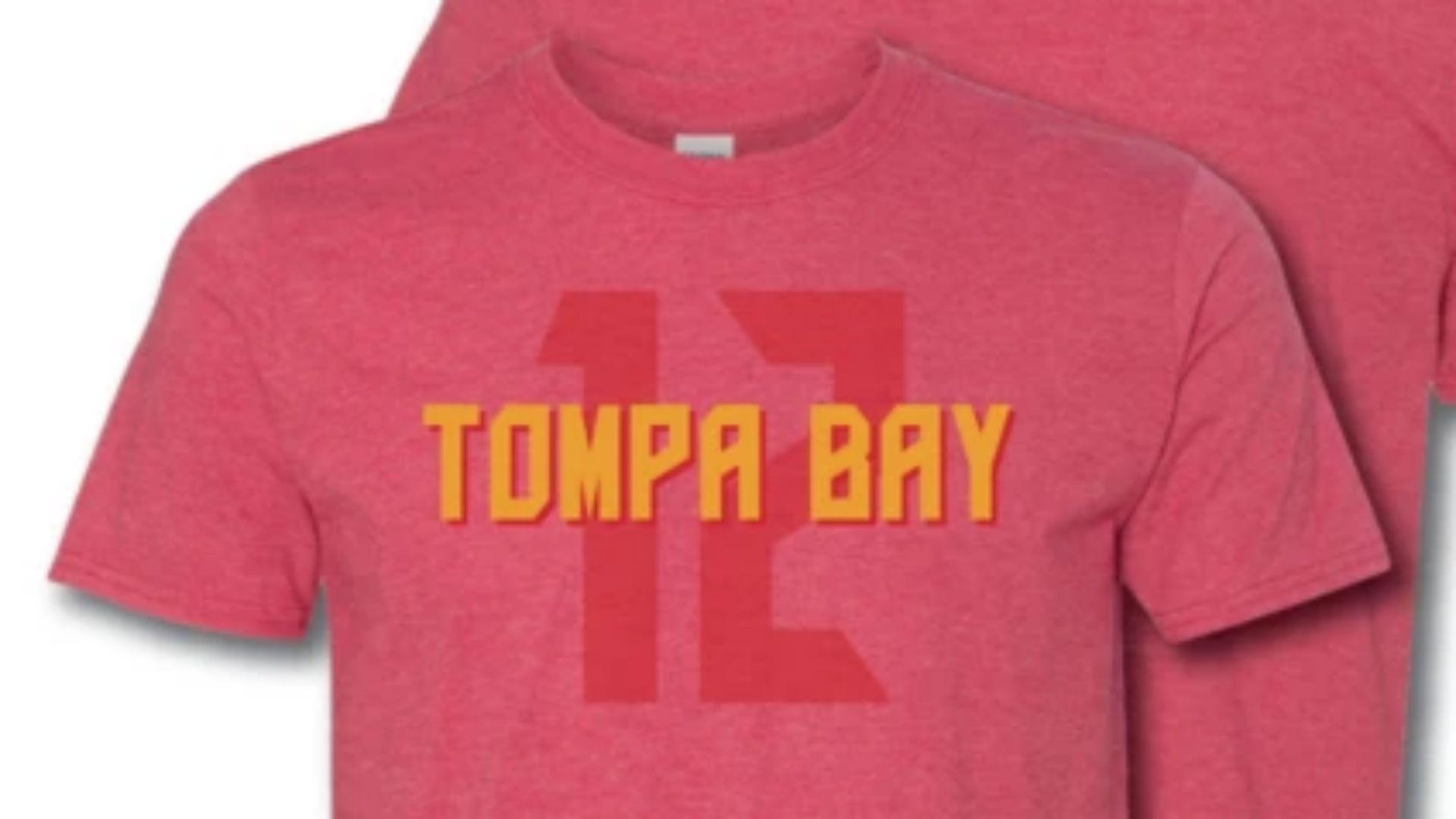 La marca 'Tompa Bay' de Tom Brady abre las compuertas para bromas en Twitter 5