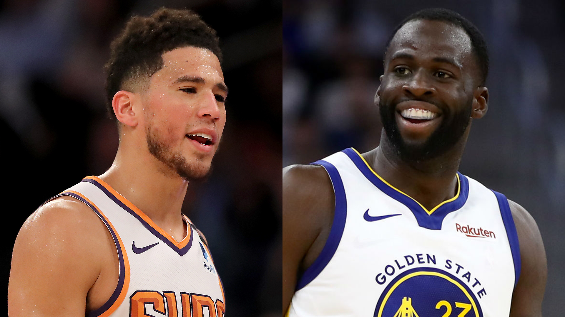 Draymond Green admits he may have tampered to get Devin Booker off the Suns 1
