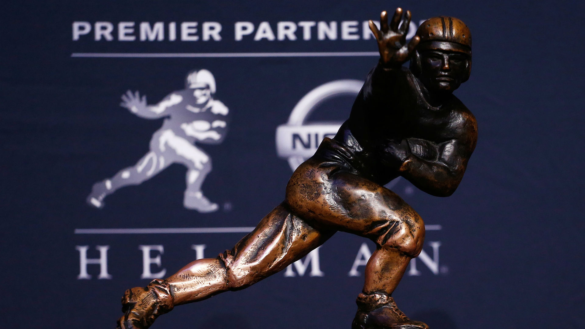 When Is The Heisman Trophy Ceremony Start Time Odds Finalists For 2020 Award Presentation Sporting News
