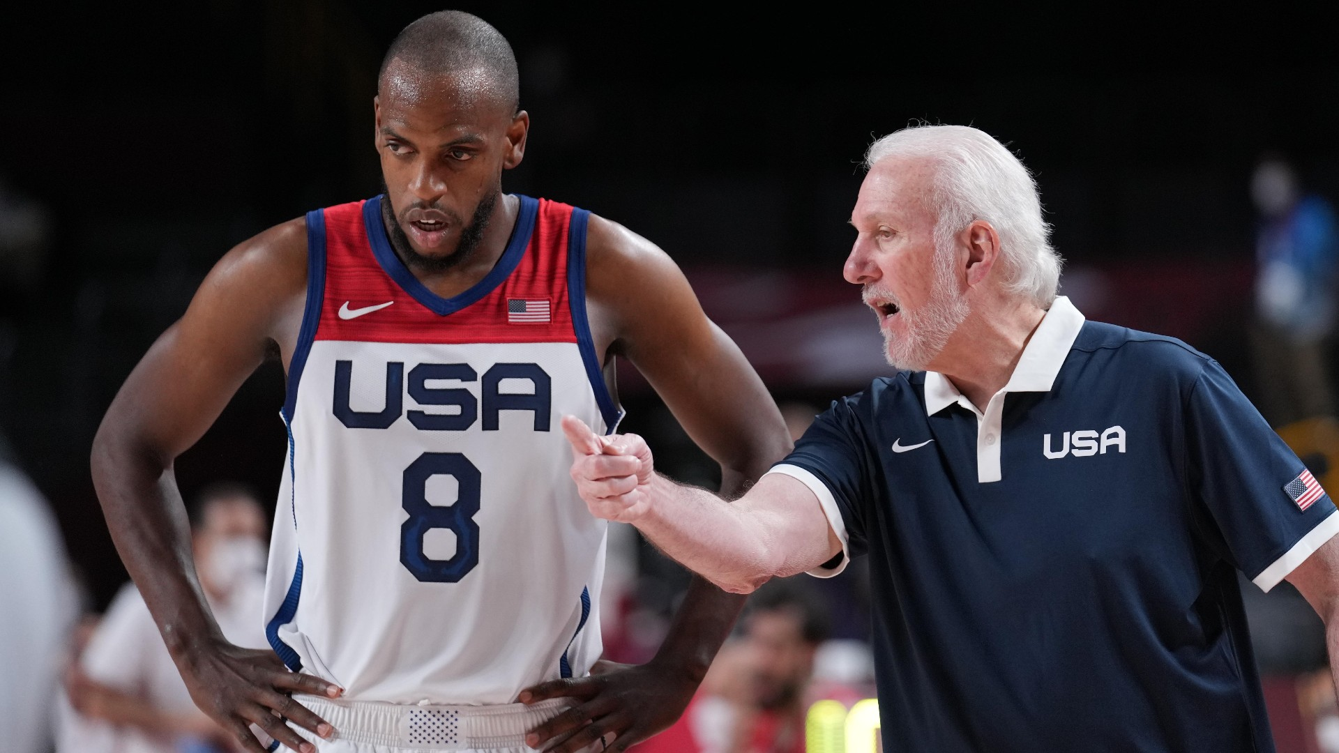 USA vs. Czech Republic live score, updates, highlights from 2021 Olympic men's basketball game