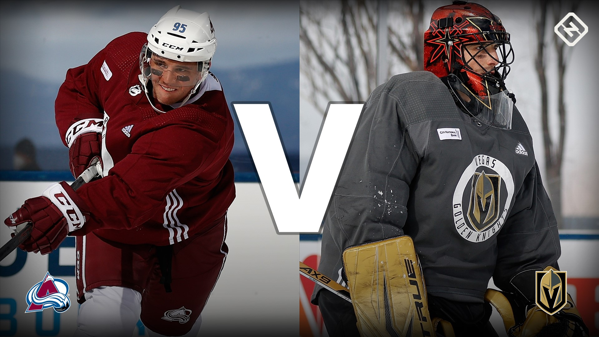 Avalanche vs. Golden Knights: TV channel, time, how to watch NHL Outdoors at Lake Tahoe