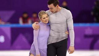 Alexa Scimeca Knierim and Chris Knierim, United States