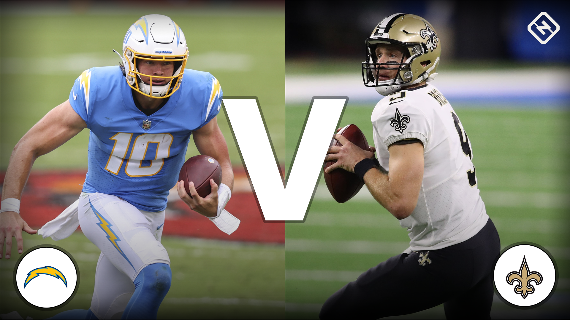 Saints vs. Chargers live score, updates, highlights from NFL's 'Monday Night Football' game 1