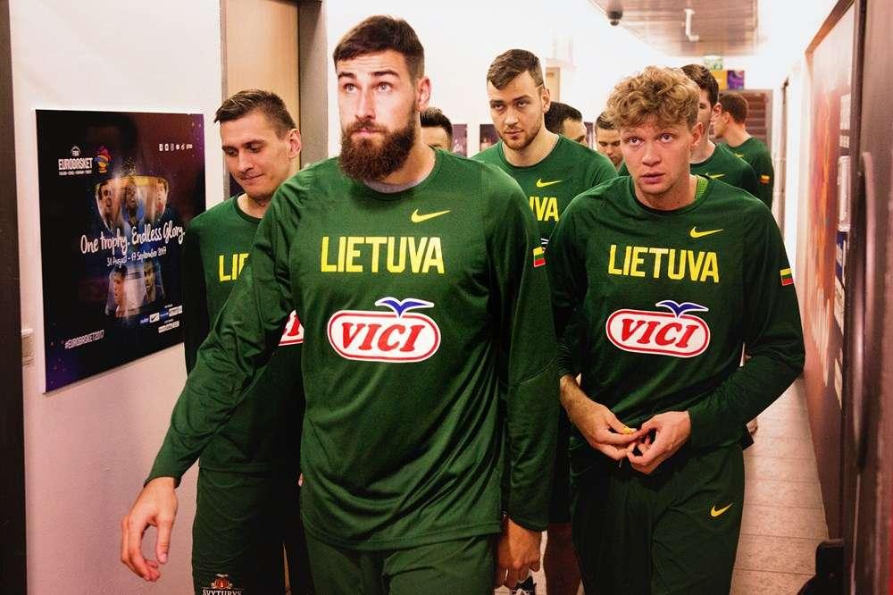 Lithuania FIBA Basketball World Cup