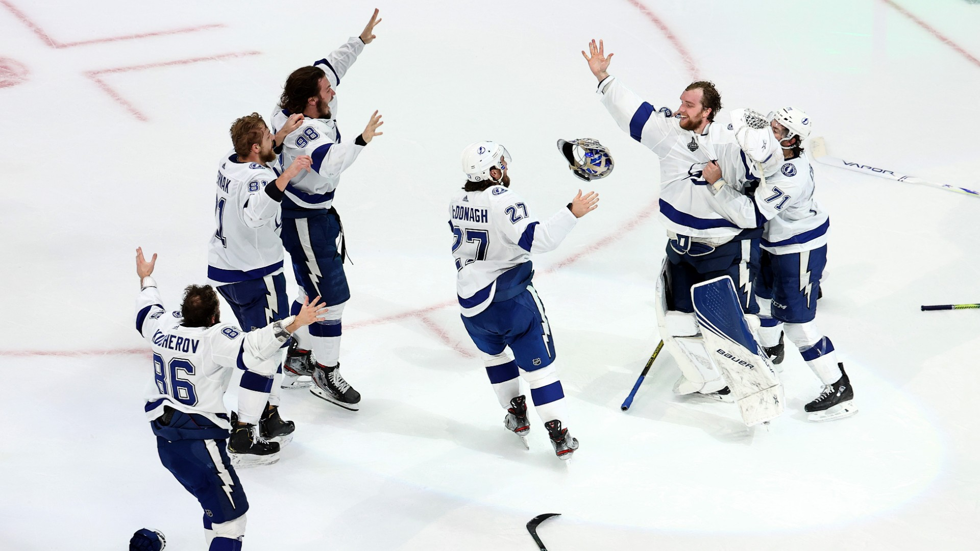 Lightning vs. Stars Game 6: Tampa Bay wins 2020 Stanley Cup 1