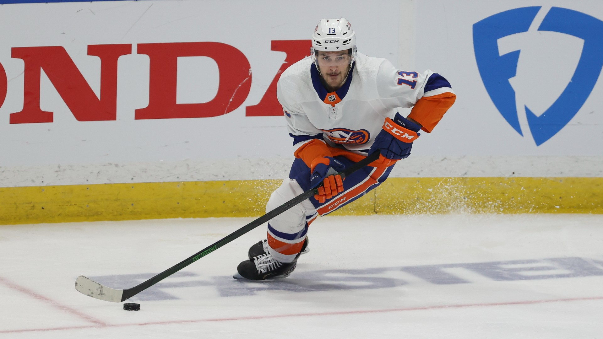 As a result of Mathew Barzal's main Game 5, the misbehavior calls into question 6. The state of the game