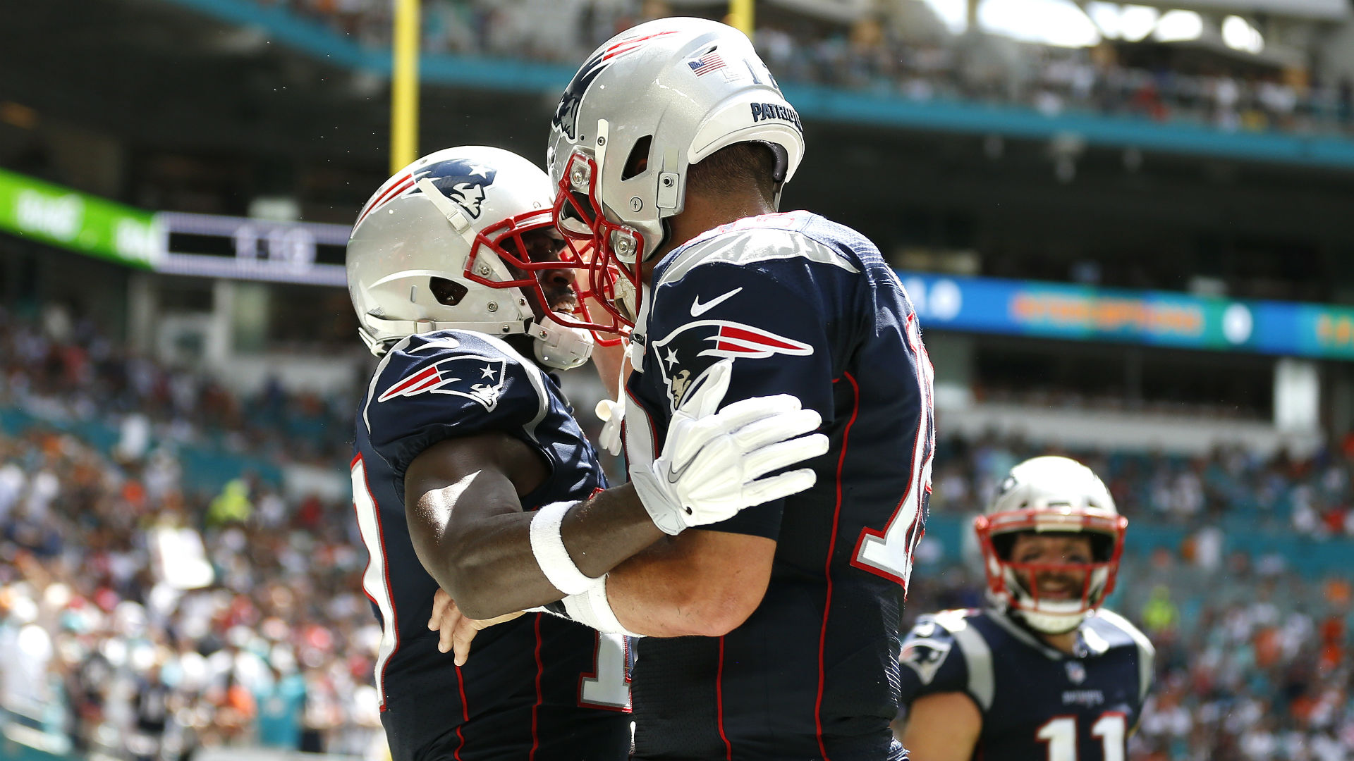 Why is Antonio Brown living with Tom Brady? Inside the relationship that led to a Buccaneers reunion