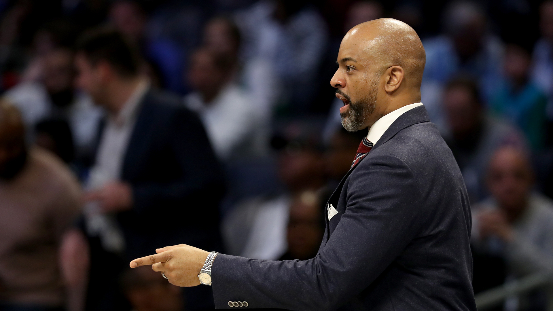 Wizards confirm hiring of Wes Unseld Jr. as new coach