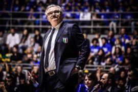 Romeo Sachetti Italy FIBA