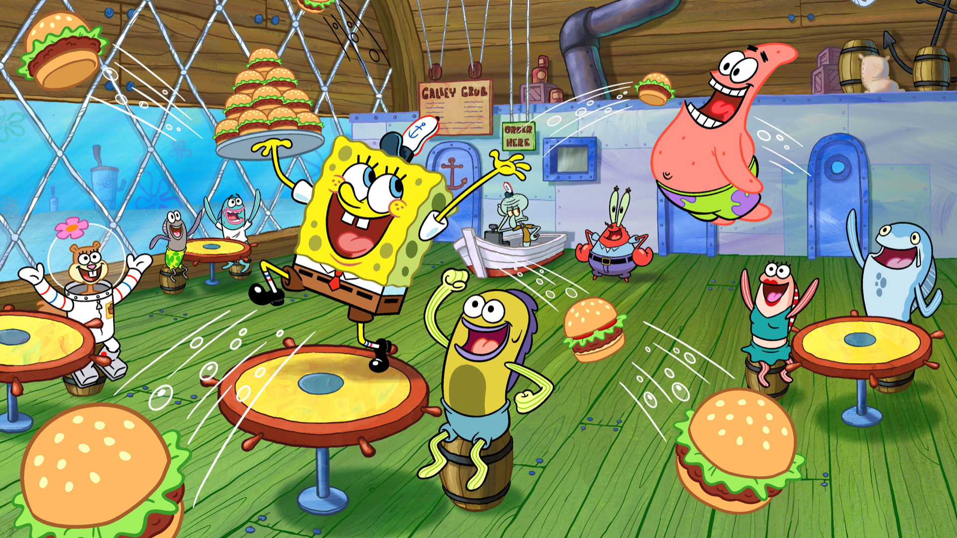 The NFL's Nickelodeon connection has us matching QBs to beloved 'SpongeBob' characters