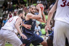 Nic Batum FIBA France