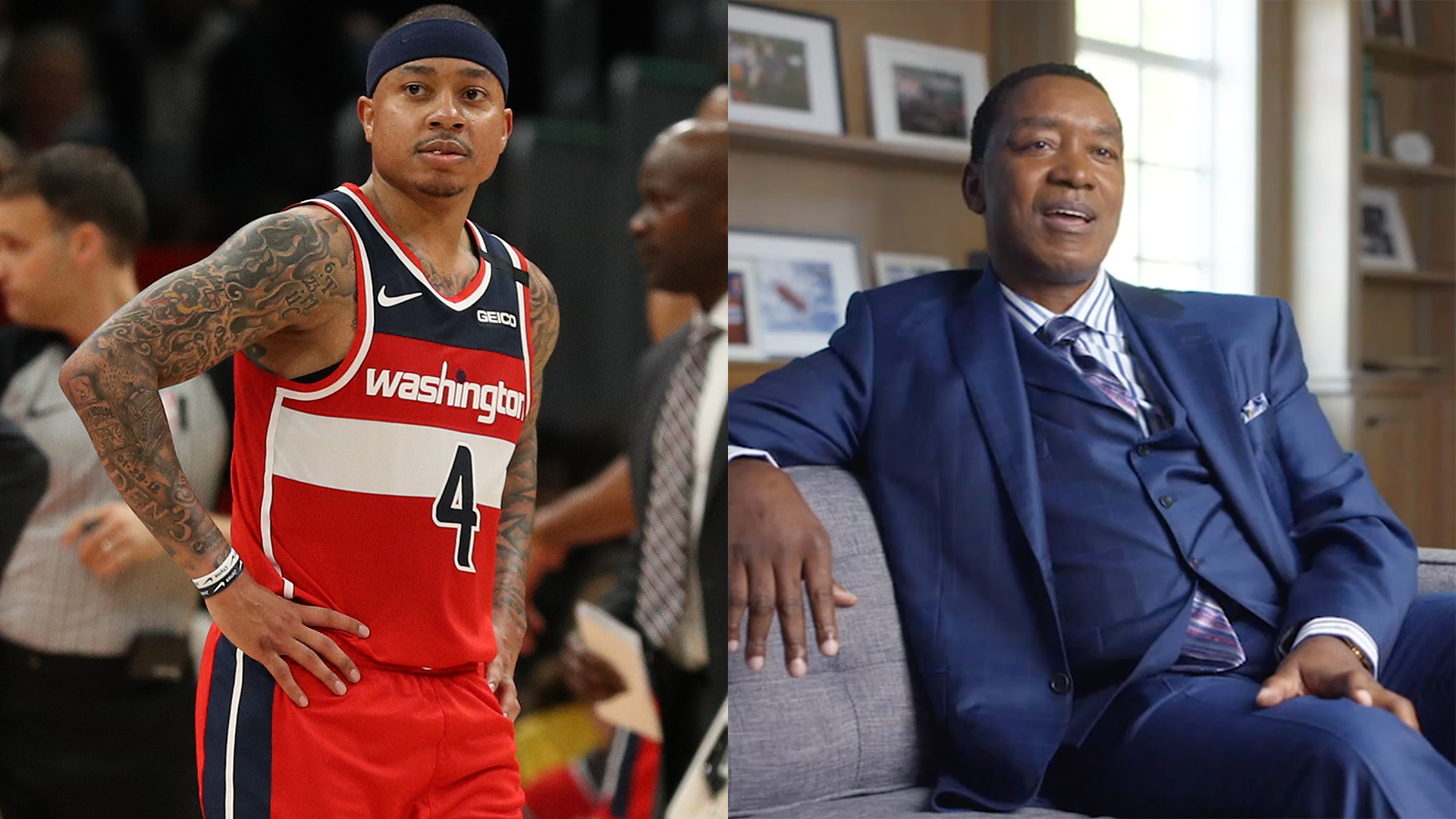 Isaiah Thomas gets hate from 'The Last Dance' viewers who think he's Isiah Thomas 1