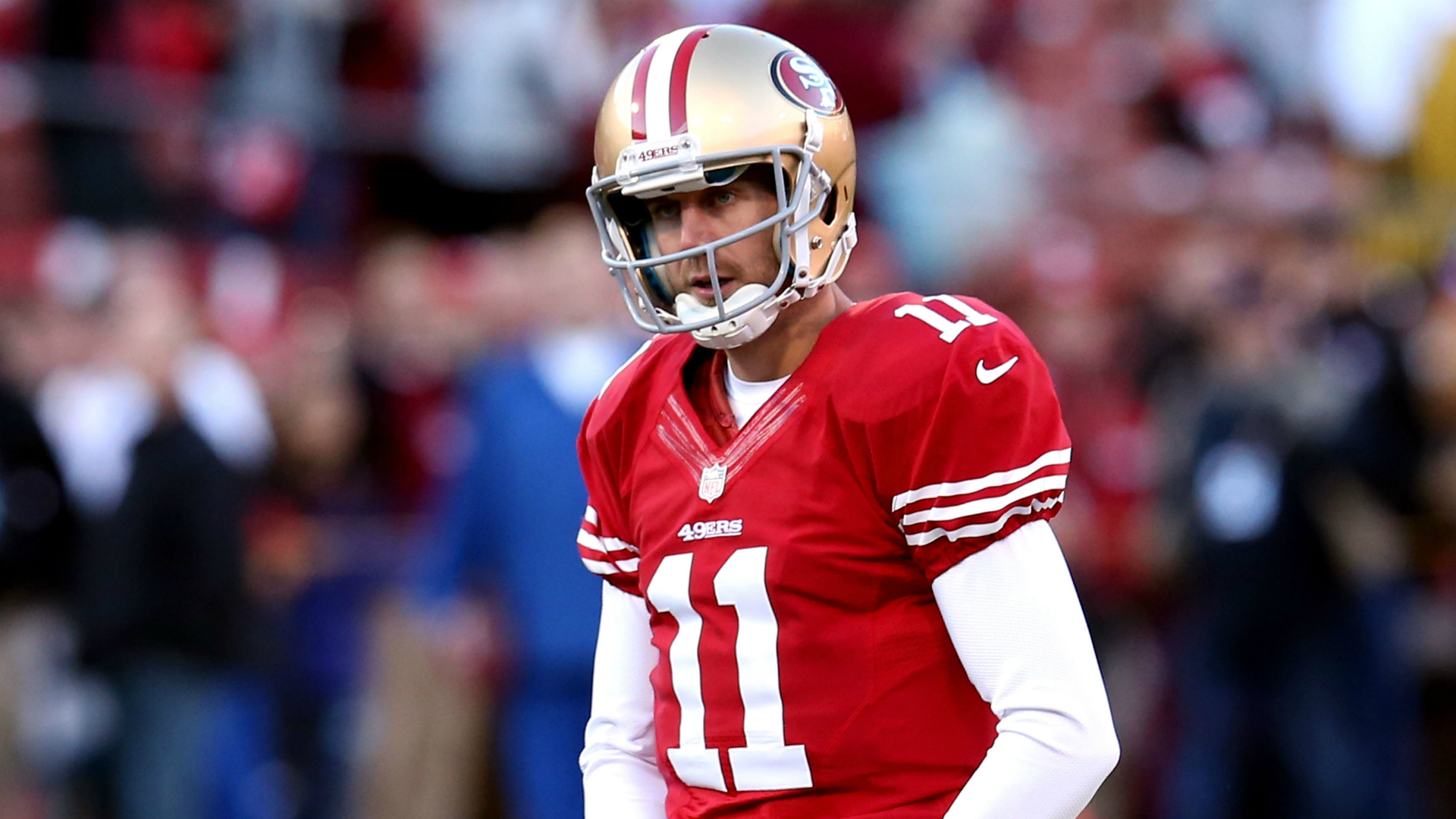 Alex Smith Blasts 49ers Says Organization Was Completely Dysfunctional Sporting News