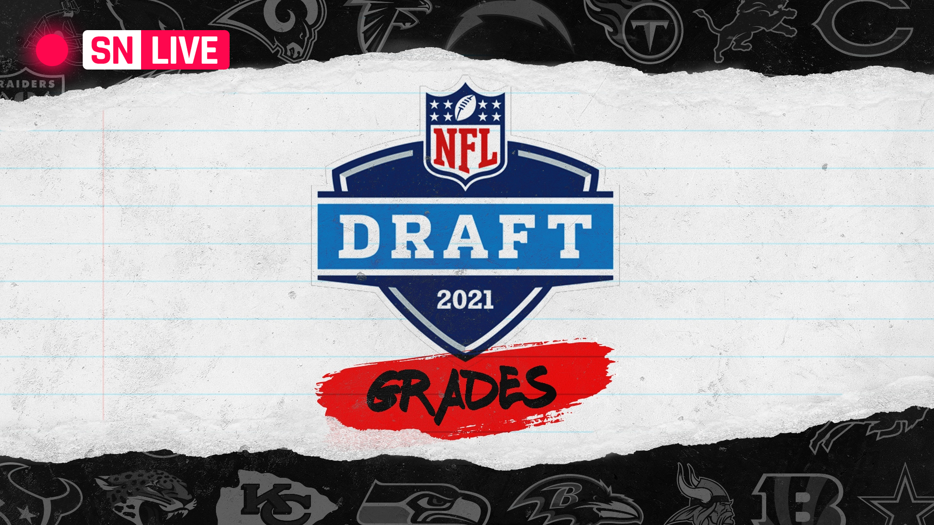 NFL Draft grades 2021: Live results & analysis for every pick in Rounds 1-3