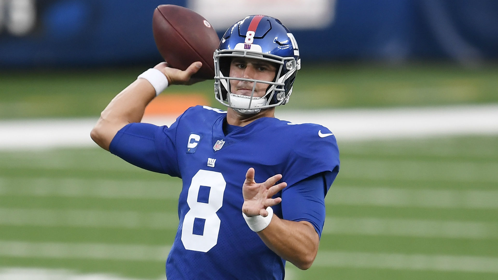 Daniel Jones injury update: Giants quarterback suffers hamstring injury vs. Bengals