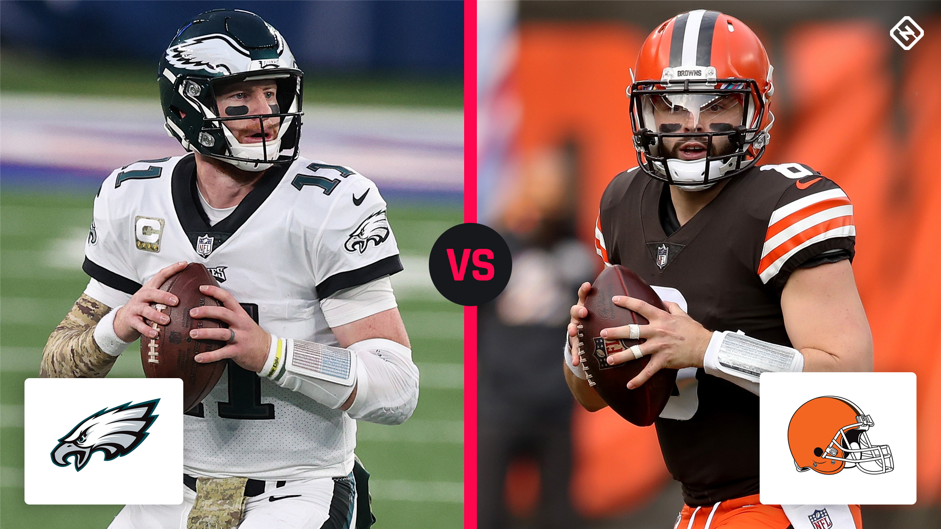 What channel is Eagles vs. Browns on today? Time, TV schedule for Week 11 NFL game