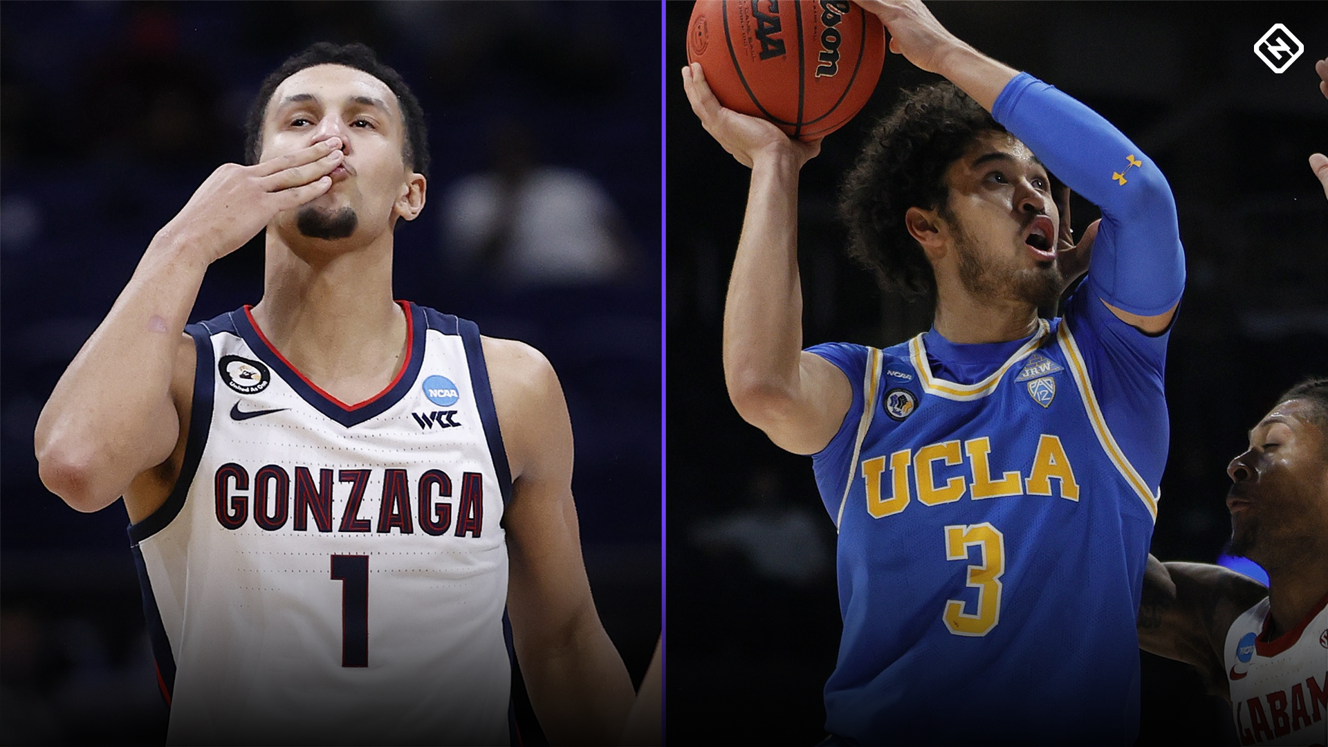 Gonzaga vs. UCLA live score, updates, highlights from 2021 Final Four game