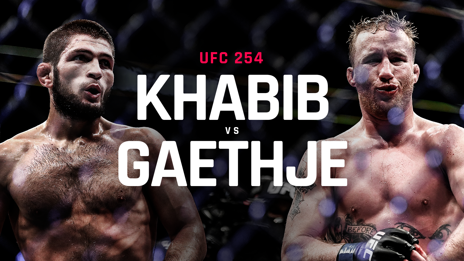What time is Khabib vs. Gaethje today? UFC 254 PPV schedule main card start time