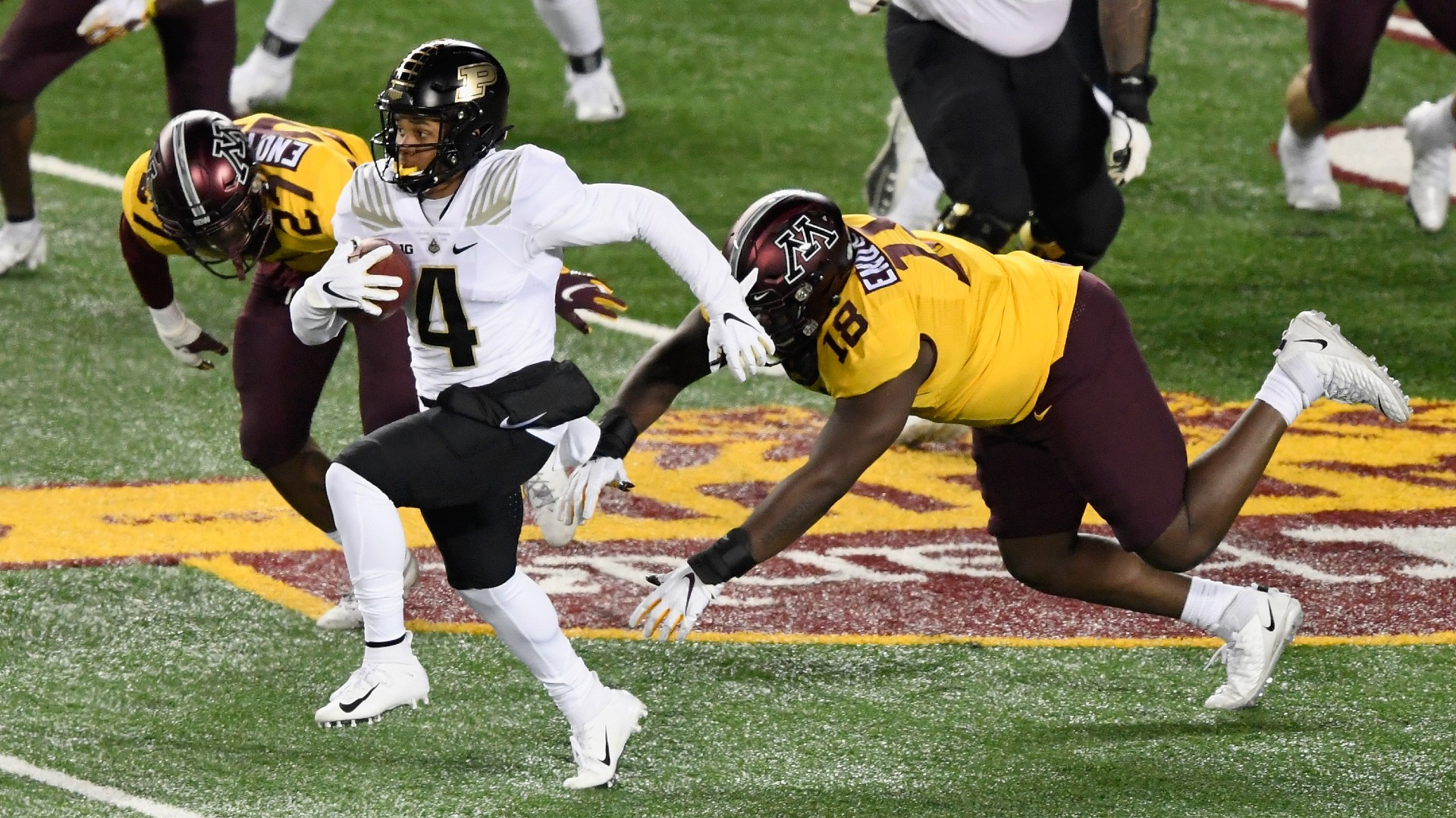 NFL Draft 40-Time Follower: Who has the fastest 40-yard line in the 2021 draft class?