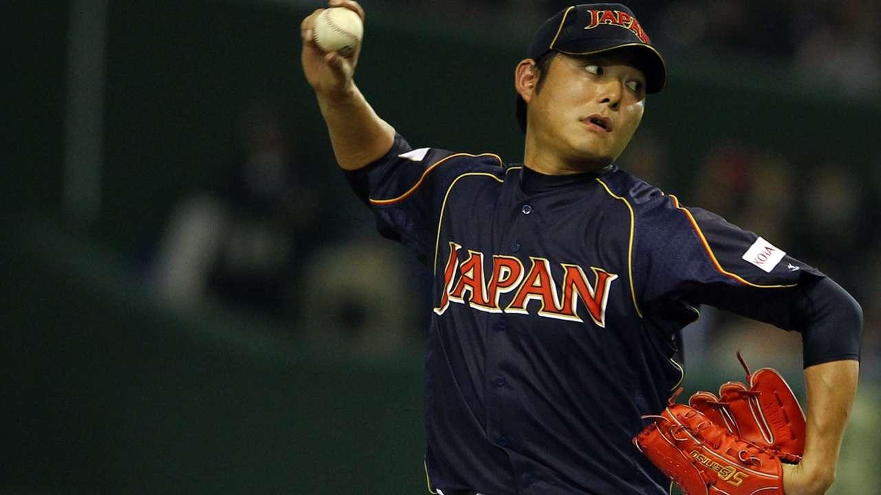 日本代表-攝津正