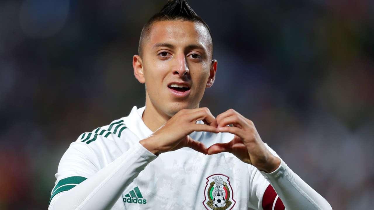 Roberto Alvarado - Mexico - October 27, 2021