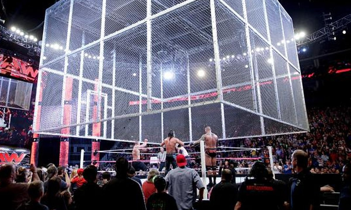 Hell In A Cell 2020: WWE To Announce Unique Main Event Match 1