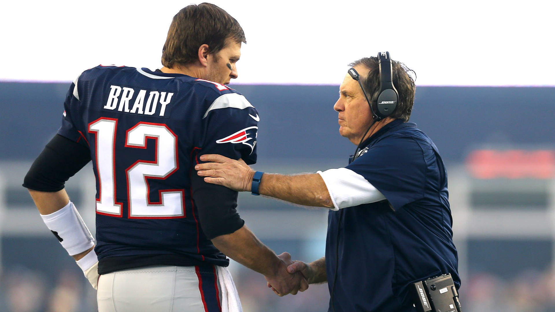 Bill Belichick 'was only going to pay Tom Brady so much' to stay with Patriots