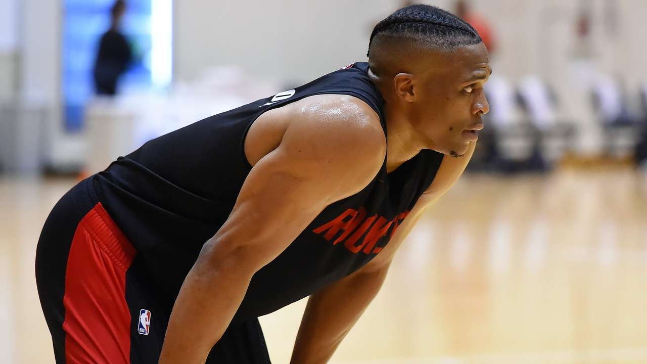Russell Westbrook Rockets