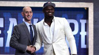 Zion Williamson Pelicans NBA Draft