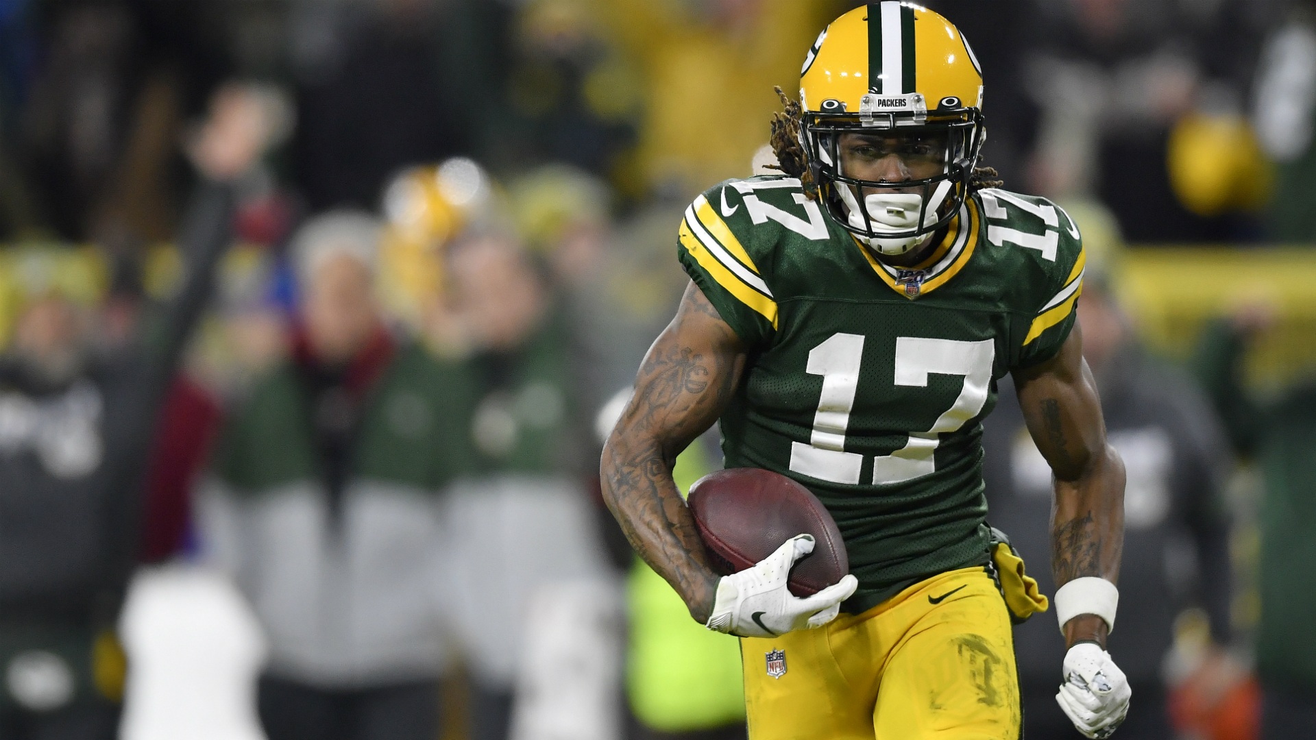 Davante Adams shows in Packers' win over Seahawks that he has evolved into Green Bay's latest superstar receiver
