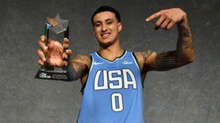 Kyle Kuzma Rising Stars 2019 MVP
