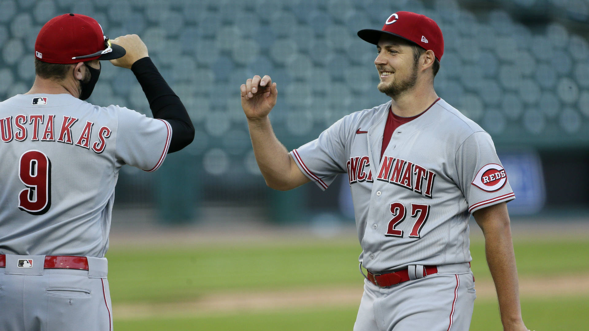 Reds and Tigers show seven-inning MLB doubleheader might not be here to stay — but will be cool while it lasts 1