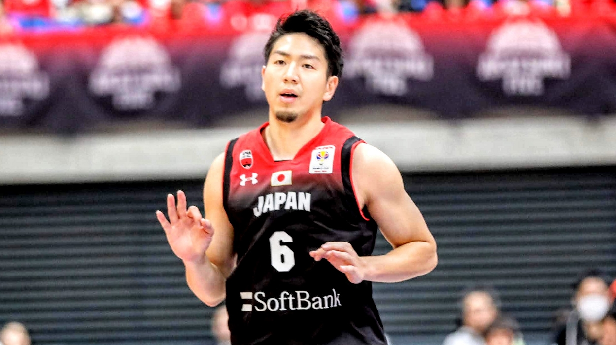日本 代表 バスケ