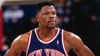 Patrick Ewing New York Knicks