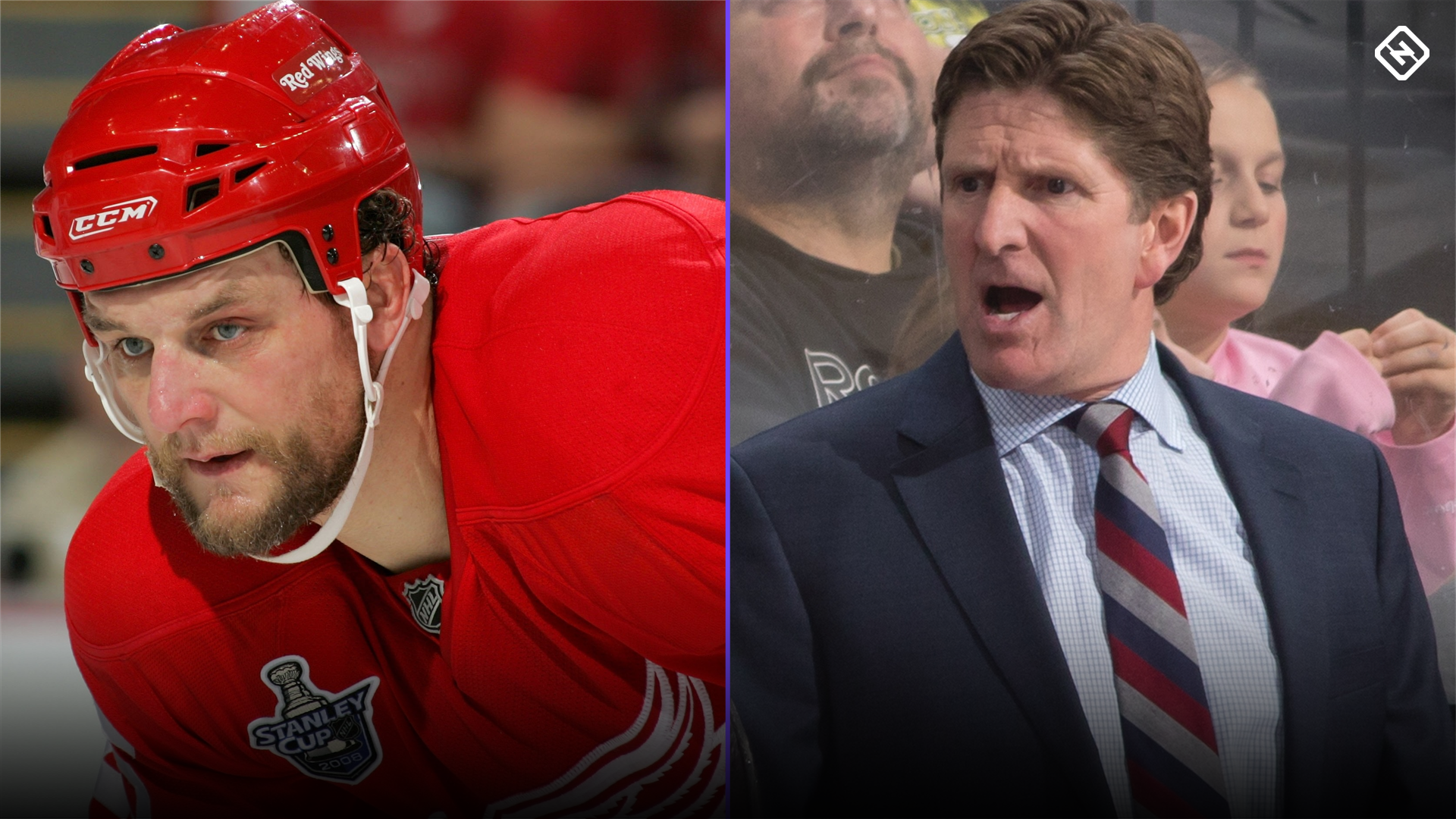 Former Red Wing Darren McCarty says Mike Babcock cost Detroit the Stanley Cup in 2009