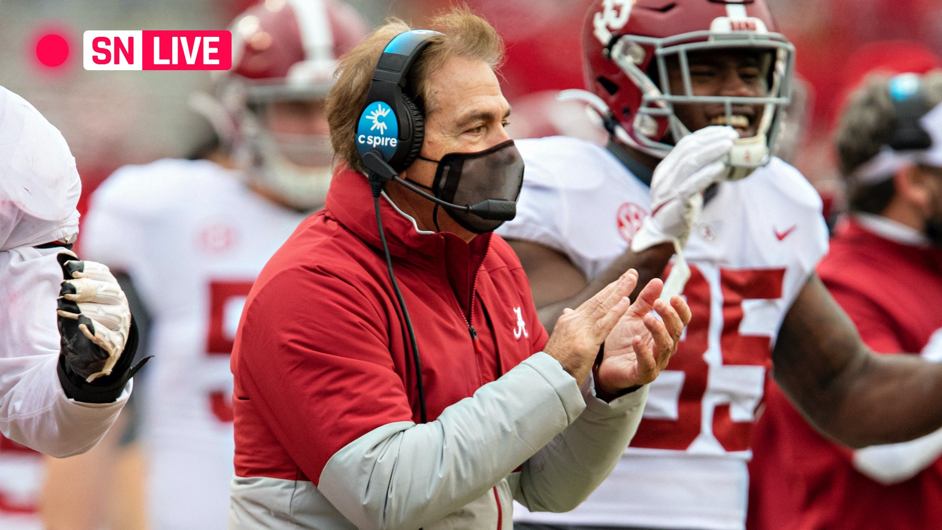 Alabama vs. Florida live score, updates, highlights from 2020 SEC championship