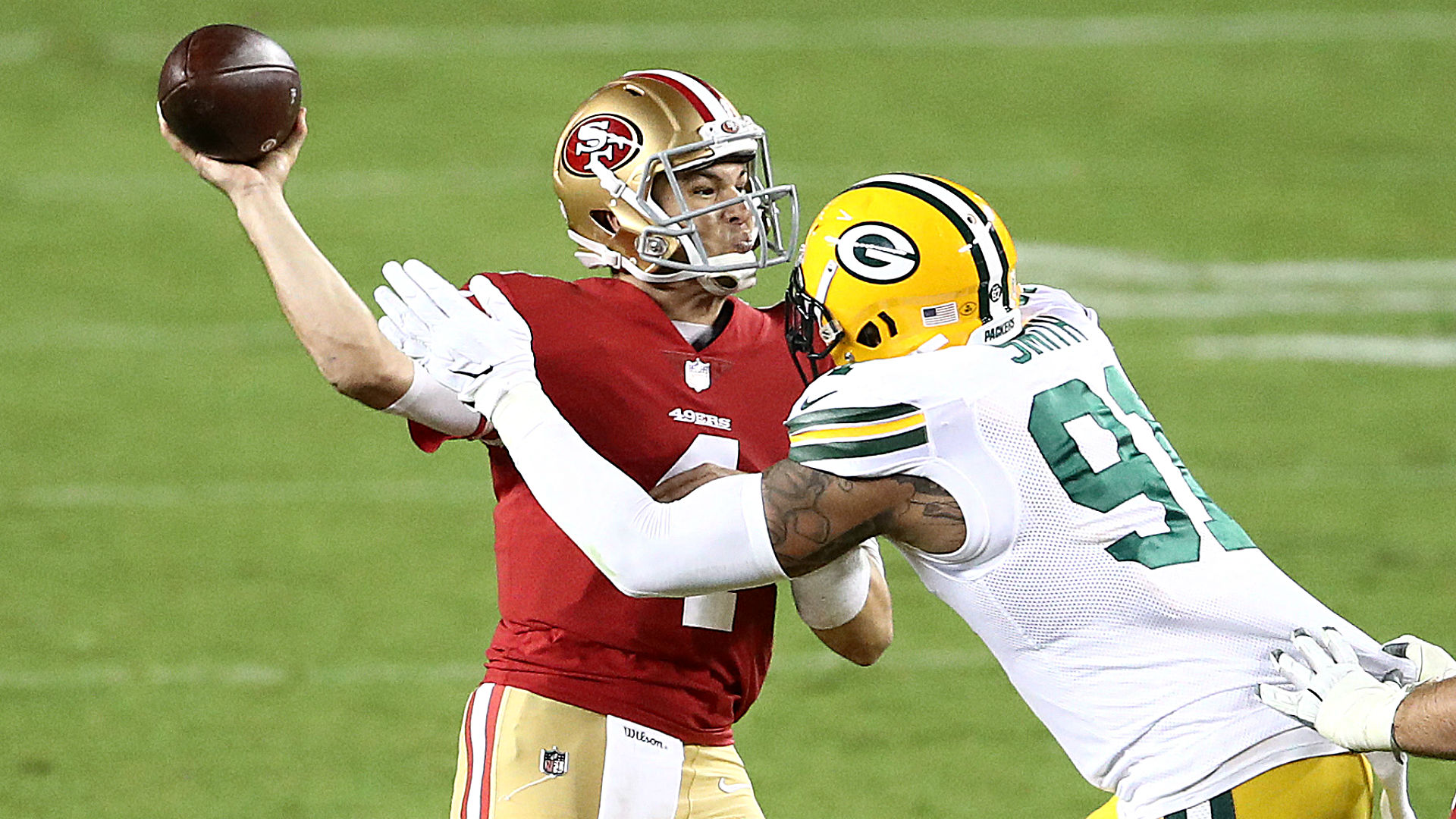 Packers-49ers mess shows COVID-19 becoming greater threat to NFL schedule